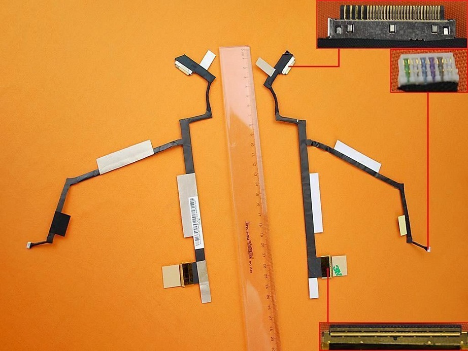 LCD flex kabel pro notebooky HP Mini 210-1000, DD0NM6lC100
