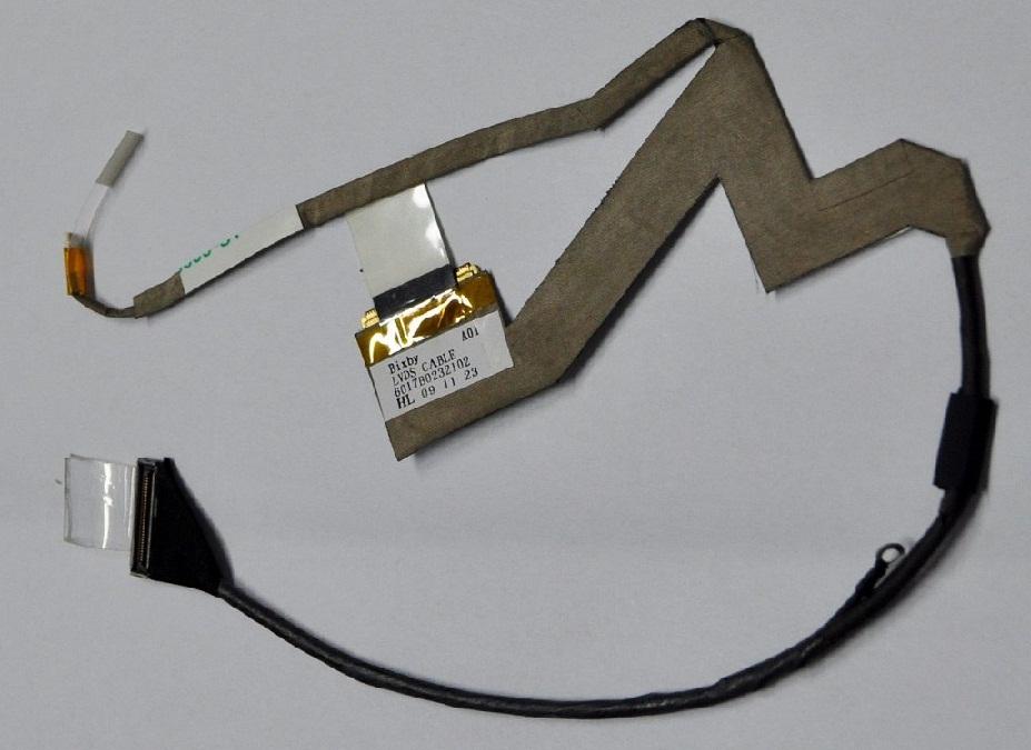 LCD flex kabel pro notebooky HP Mini 110-1000, 6017B0232102 6017B0207601
