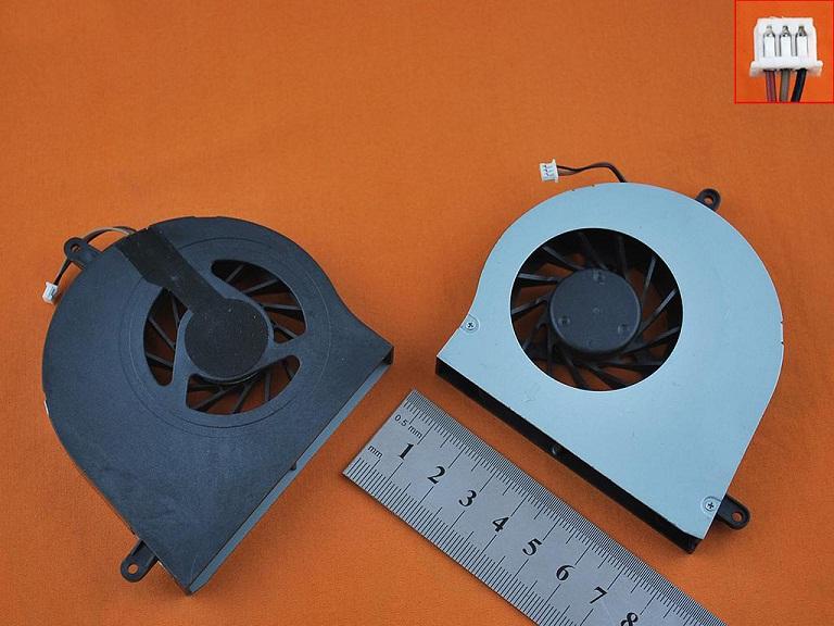 Ventilátor chlazení pro notebooky Acer Aspire 7560 7560G 7750 7750G 7750Z