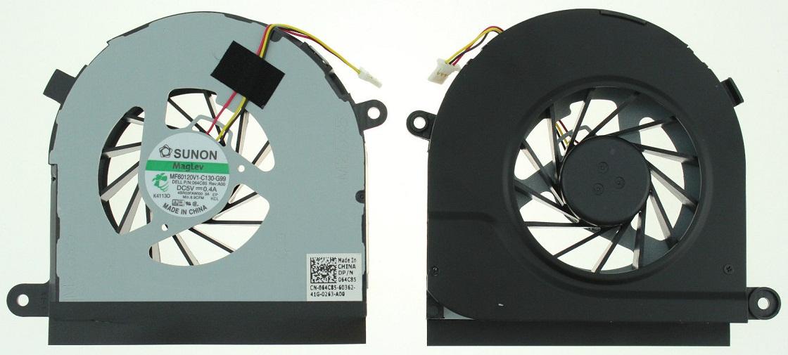 Ventilátor chlazení pro notebooky Dell Insipiron 17R N7110, Mf60120v1-C040-G99
