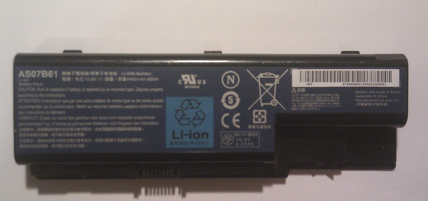 Baterie Acer Aspire 5935 5935G 6530G