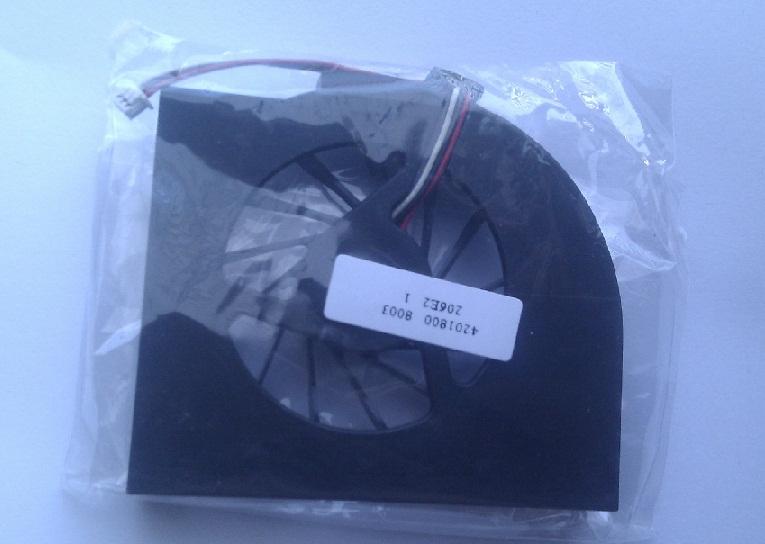 Ventilátor chlazení pro HP Pavilion HDX16 HDX18 X18T X16