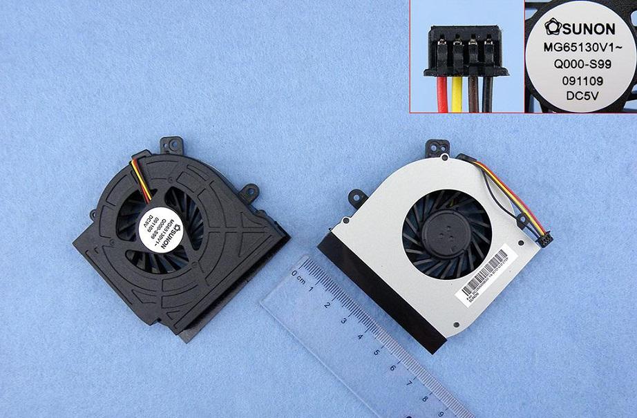 Ventilátor chlazení pro IBM Lenovo Thinkpad E430 E435 E430C E530 E530C E535