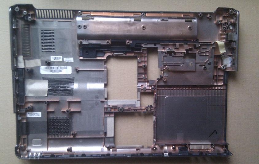 Spodní plastový díl (vana) z notebooku HP Pavilion dv6-1299ea