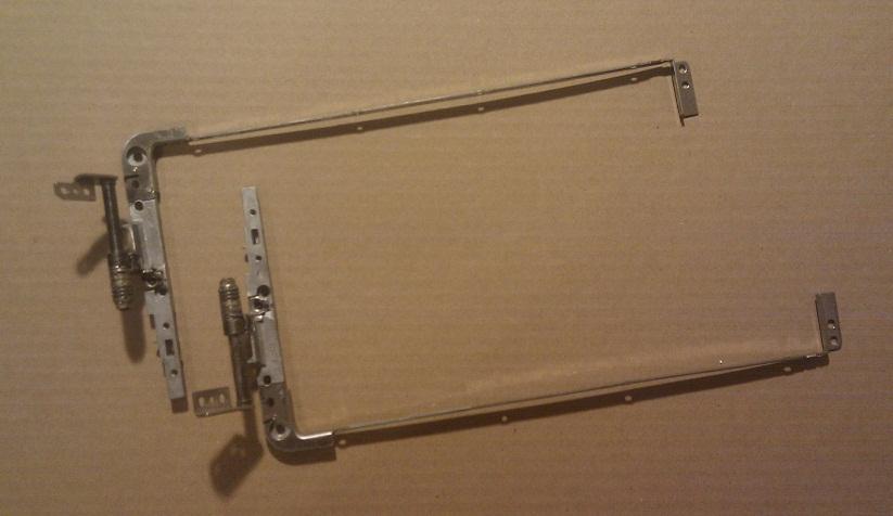 Použité panty LCD pro notebook HP Pavilion dv6-1299ea ( levý a pravý )
