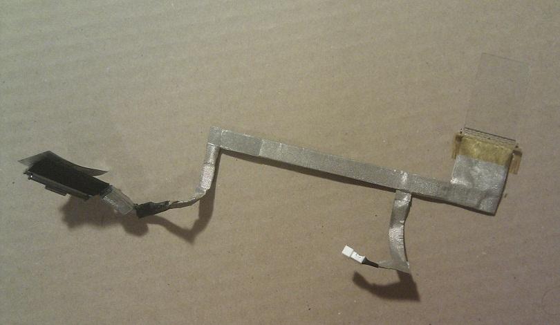 LCD flex kabel pro notebooky HP Pavilion dv6-1299ea, DV6 DV6-1000 DV6-1200 DV6-2000