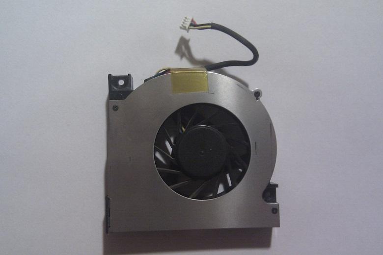 Ventilátor chlazení pro Asus F51 F5VL F5 F5C F5V F5R F5M F5GL F5N F5RL F5SL