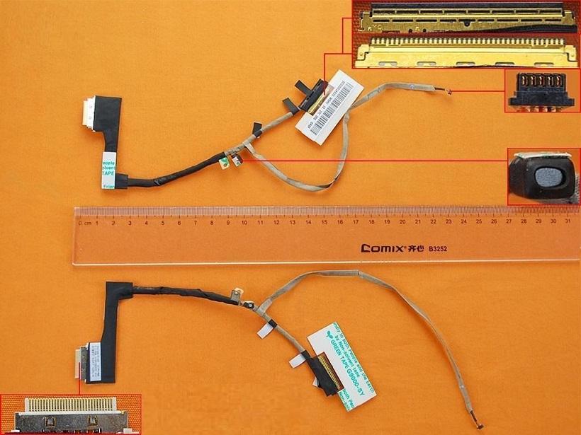 LCD flex kabel pro notebooky Acer Aspire V5-171 V5-131 Aspire One 756 C710