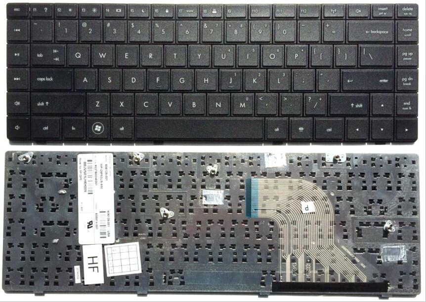 Klávesnice pro notebooky HP Compaq CQ620 CQ621 CQ625 620 625
