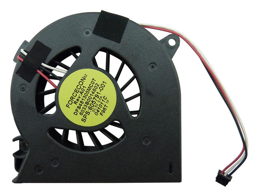 Ventilátor chlazení pro HP Pavilion HP 320 321 420 425 620 625 Compaq CQ320 CQ321 CQ420 CQ421 CQ620