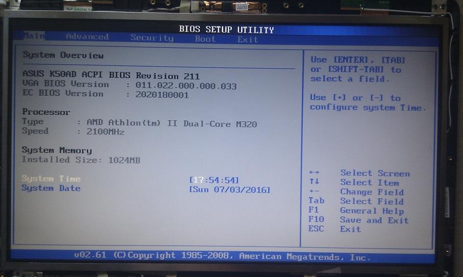 """Použitý LCD panel - 15.6"""" LCD, LP156WH2"""