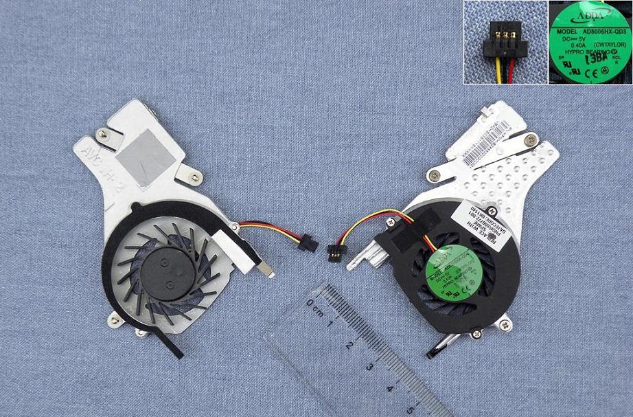 Ventilátor chlazení pro HP COMPAQ Mini 110-1010 CQ10-500
