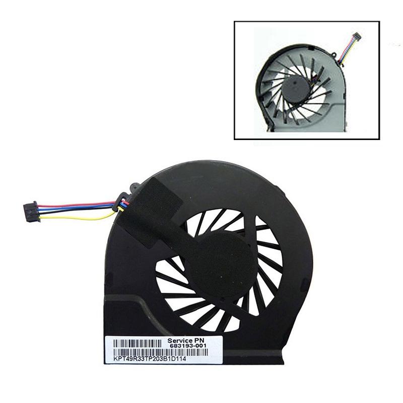 Ventilátor chlazení pro notebooky HP Pavilion G6-2000 G6-2100 G6-2200, 4PIN