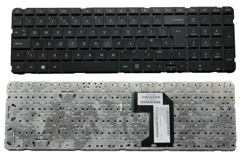 Klávesnice HP Pavillion G7-2000
