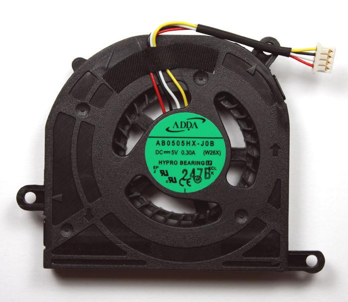 Ventilátor chlazení pro notebooky HP Pavilion DV2 DV3 Compaq Q35
