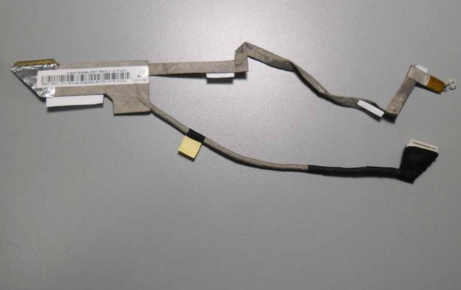 LCD flex kabel pro notebooky Samsung N140 N143 N145 N148 N150 N155
