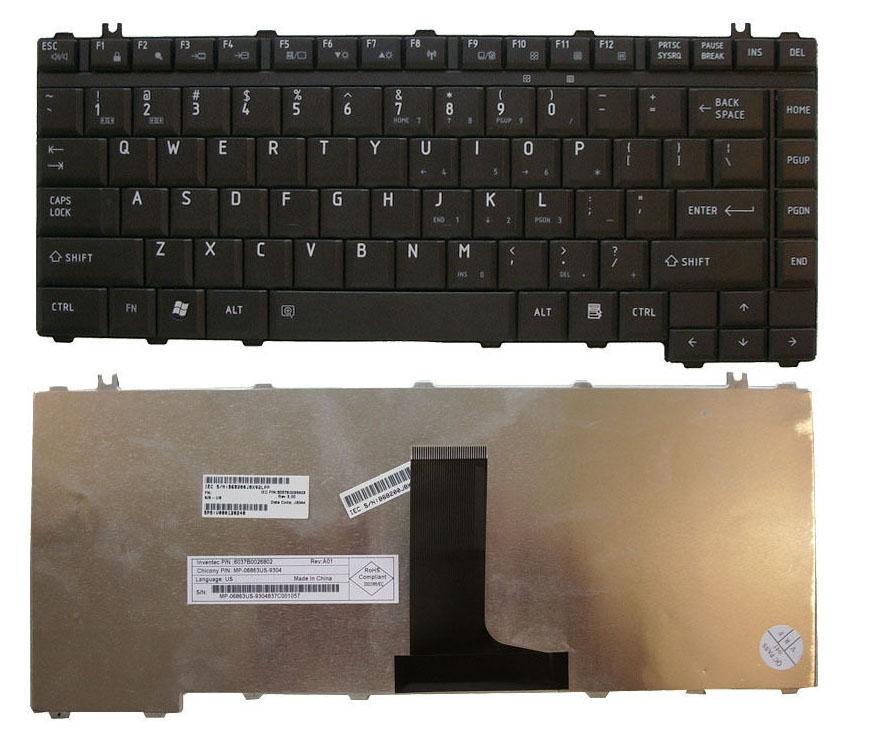 Klávesnice Toshiba A300 M300 L300