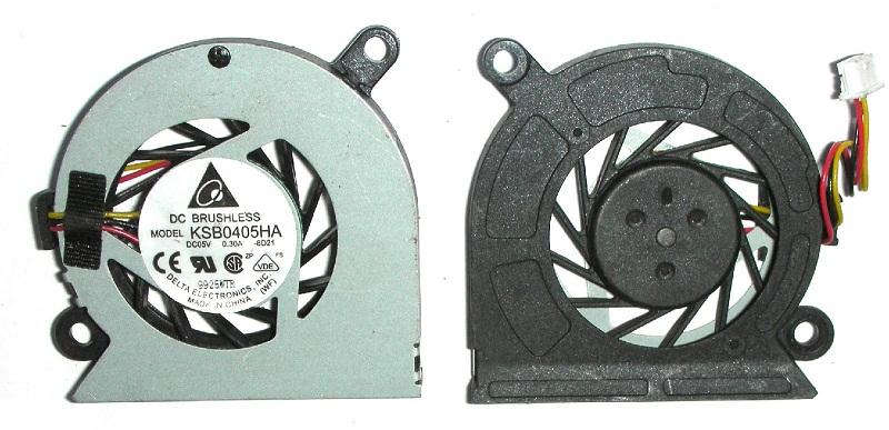 Ventilátor chlazení pro notebooky Fujitsu Amilo Mini UI3520 UI 3520 UI3540 UI 3540