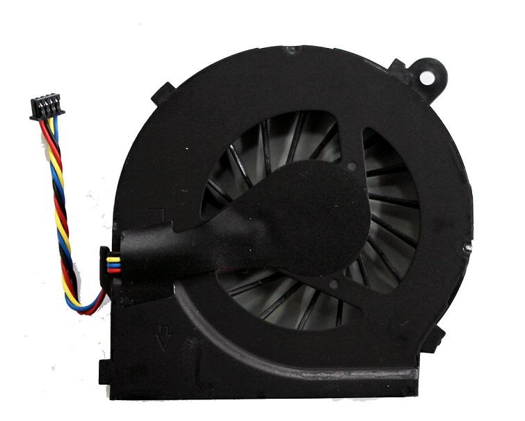 Ventilátor chlazení pro notebooky HP Pavilion g4-1000 g6-1000 g7-1000 CQ42 4PIN