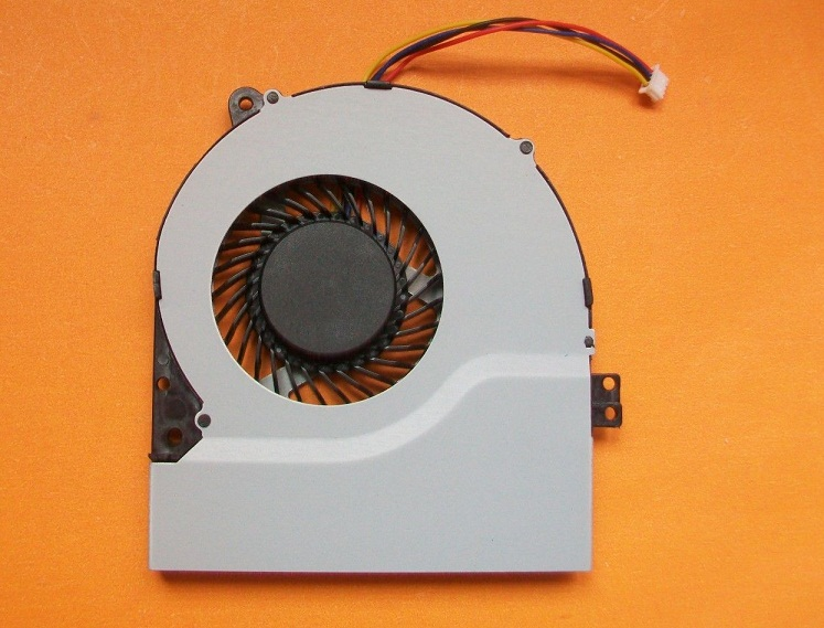 Ventilátor chlazení pro notebooky Asus X550 X550V X550C X550VC