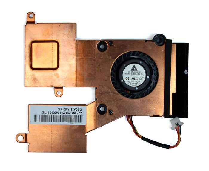 Ventilátor/chlazení chlazení pro netbook Asus EeePC 1001HA 1005HA
