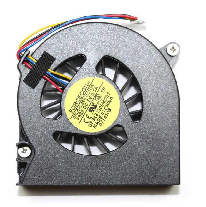 Ventilátor chlazení pro notebooky HP Compaq 6530B 6535B 6730B 6735B 4-PIN