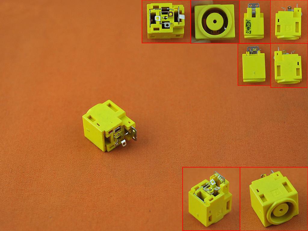 Napájecí konektor DC Lenovo IBM Thinkpad SL300 SL400 SL500 SL510 L512 L510 300 V100