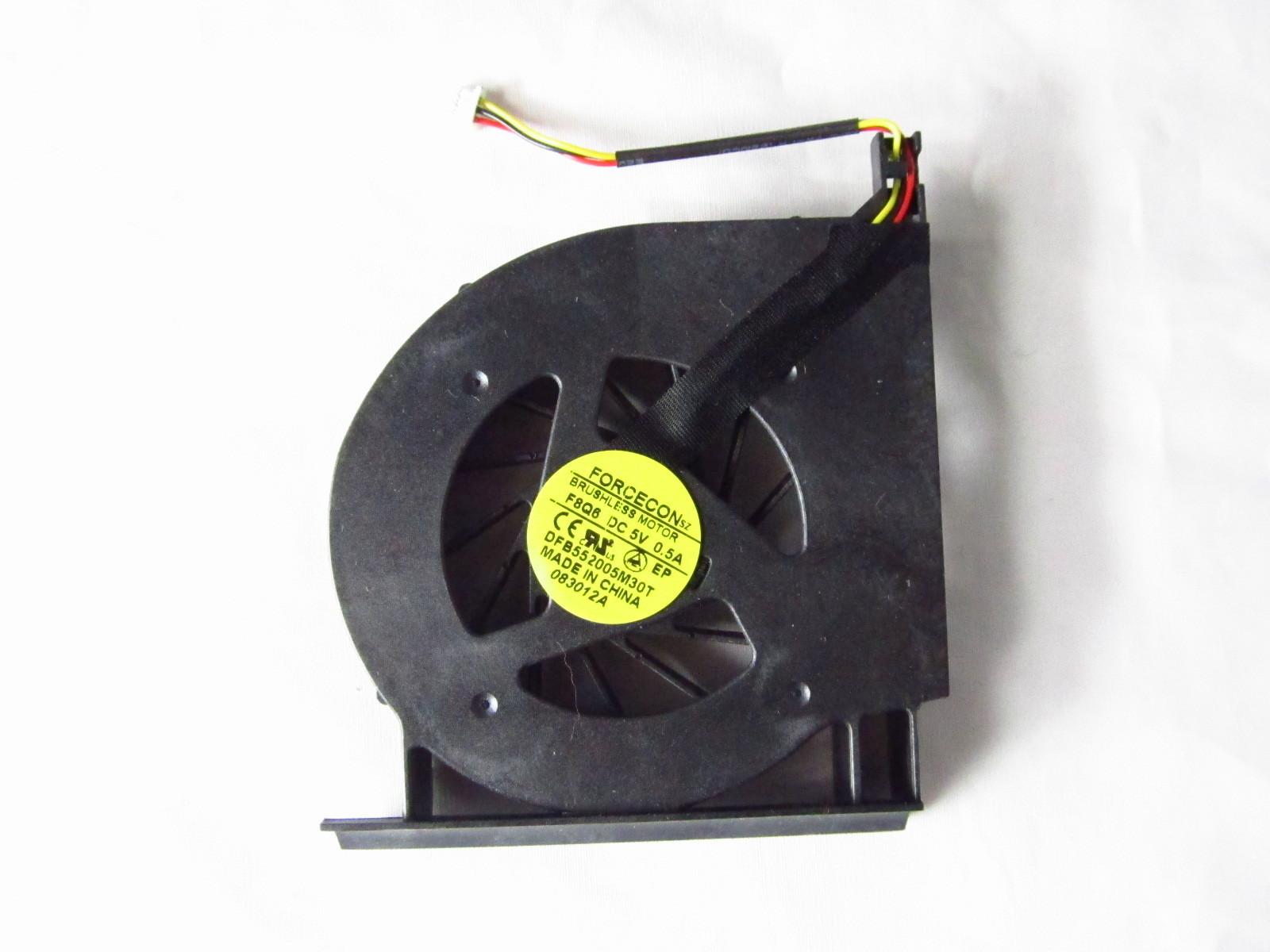Ventilátor chlazení pro notebooky HP Compaq Presario G61 CQ61 CQ61-100 G71 CQ71 CQ71-100