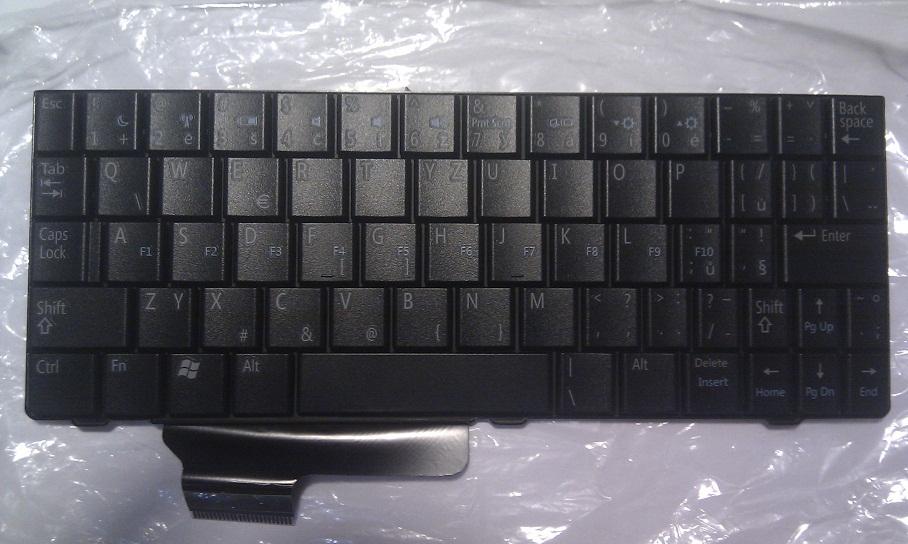 CZ klávesnice Asus Eee PC 700 701 900 901