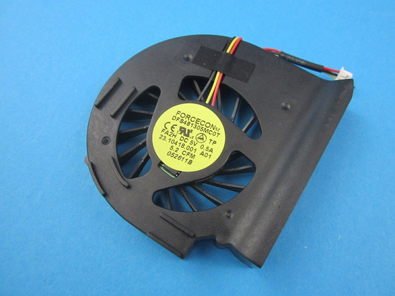 Ventilátor chlazení pro notebooky Dell Inspiron N5030 N5020 M5030 M5020