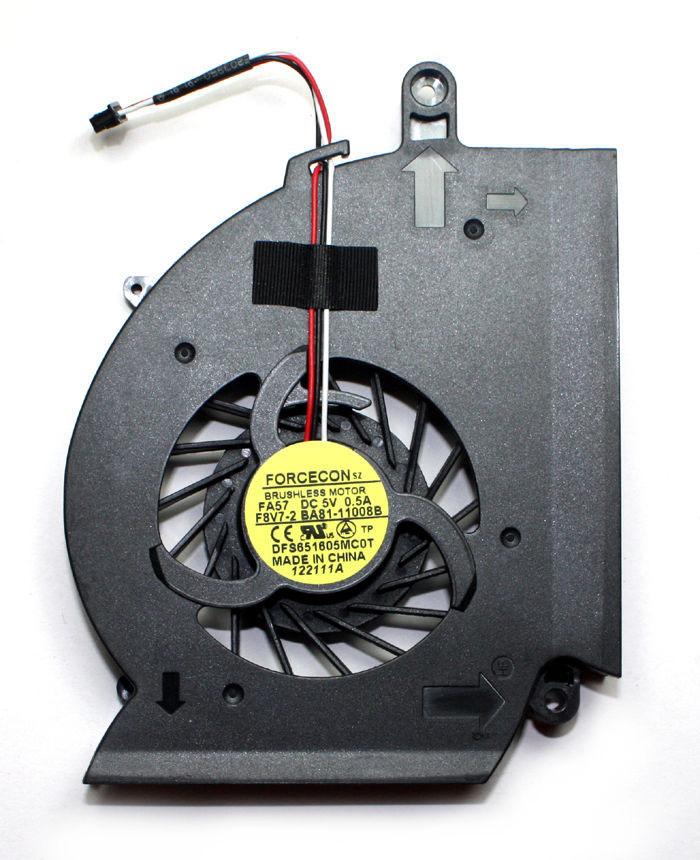 Ventilátor chlazení pro notebooky Samsung np RF510 RF511 RF710 RF712 RF711
