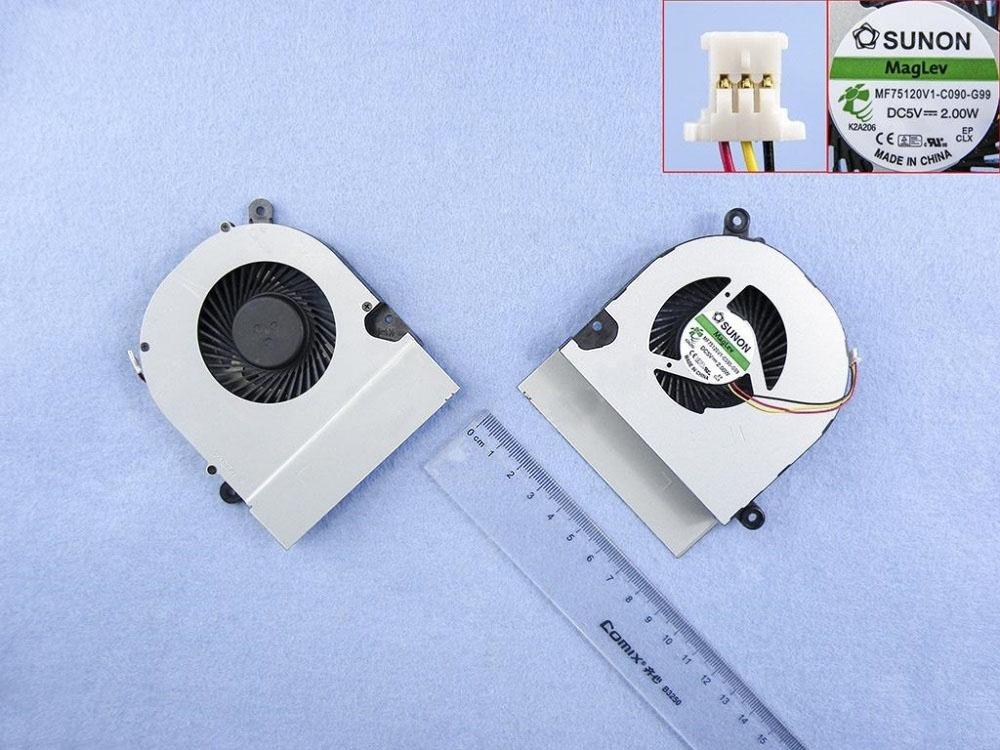 Ventilátor chlazení pro notebook: Asus A45 K45 K45VD K45VS A85C A85 A85V WLSG
