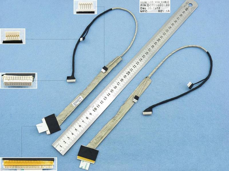 LCD flex kabel pro notebooky Lenovo F50 Y500