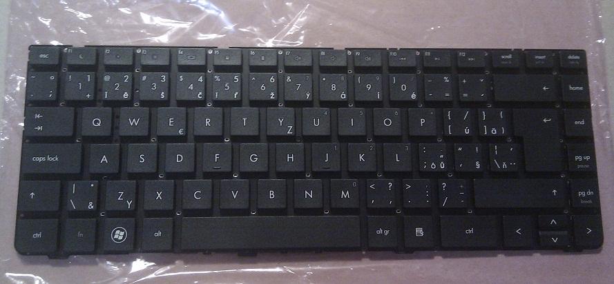 CZ / SK, slovenská/ česká klávesnice HP Probook 4330S 4331S 4430S 4431S 4435S 4436S