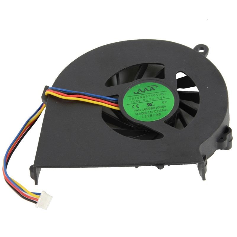 Ventilátor chlazení pro notebooky HP Compaq CQ58 G58 655