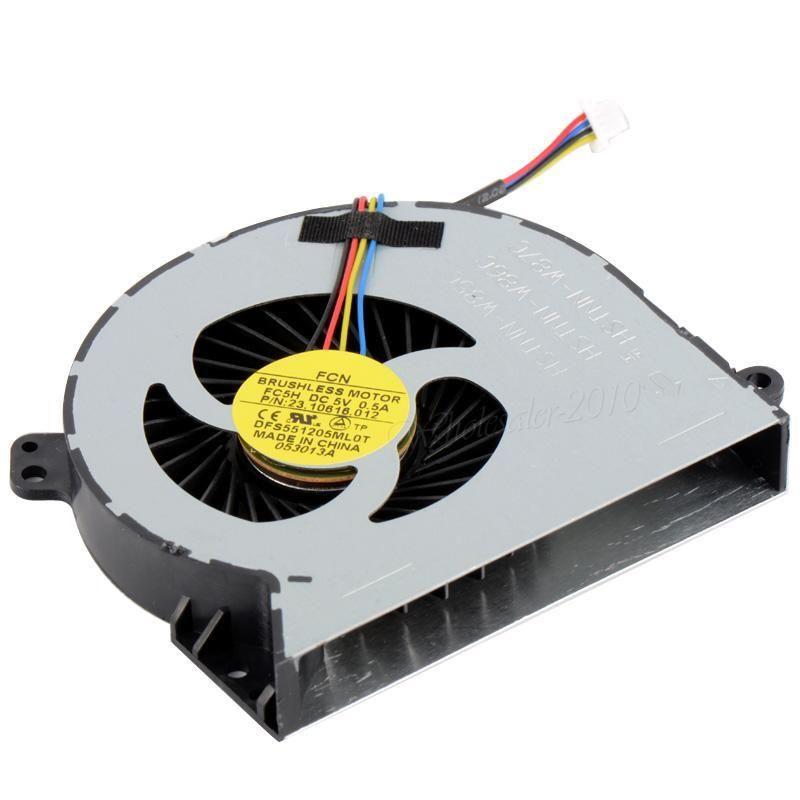 Ventilátor chlazení pro notebooky HP Probook 4440s 4540s 4740s