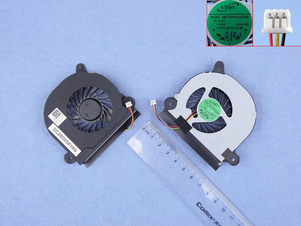 Ventilátor chlazení pro notebooky Dell Inspiron 15R 5520 5525