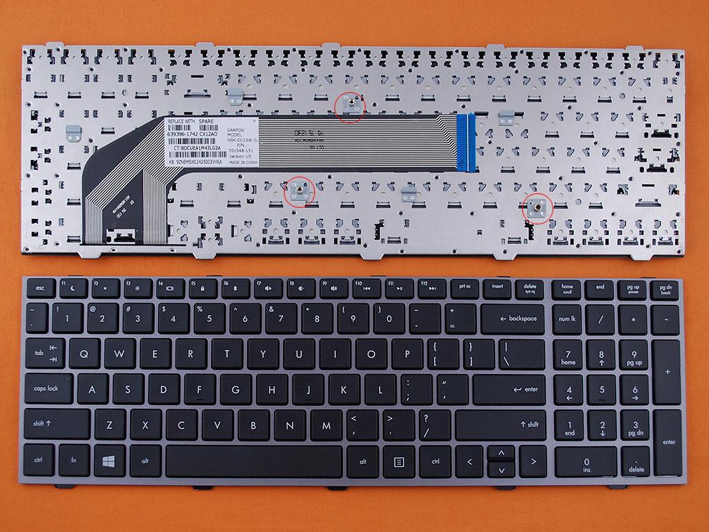 Klávesnice HP ProBook 4540s 4545s
