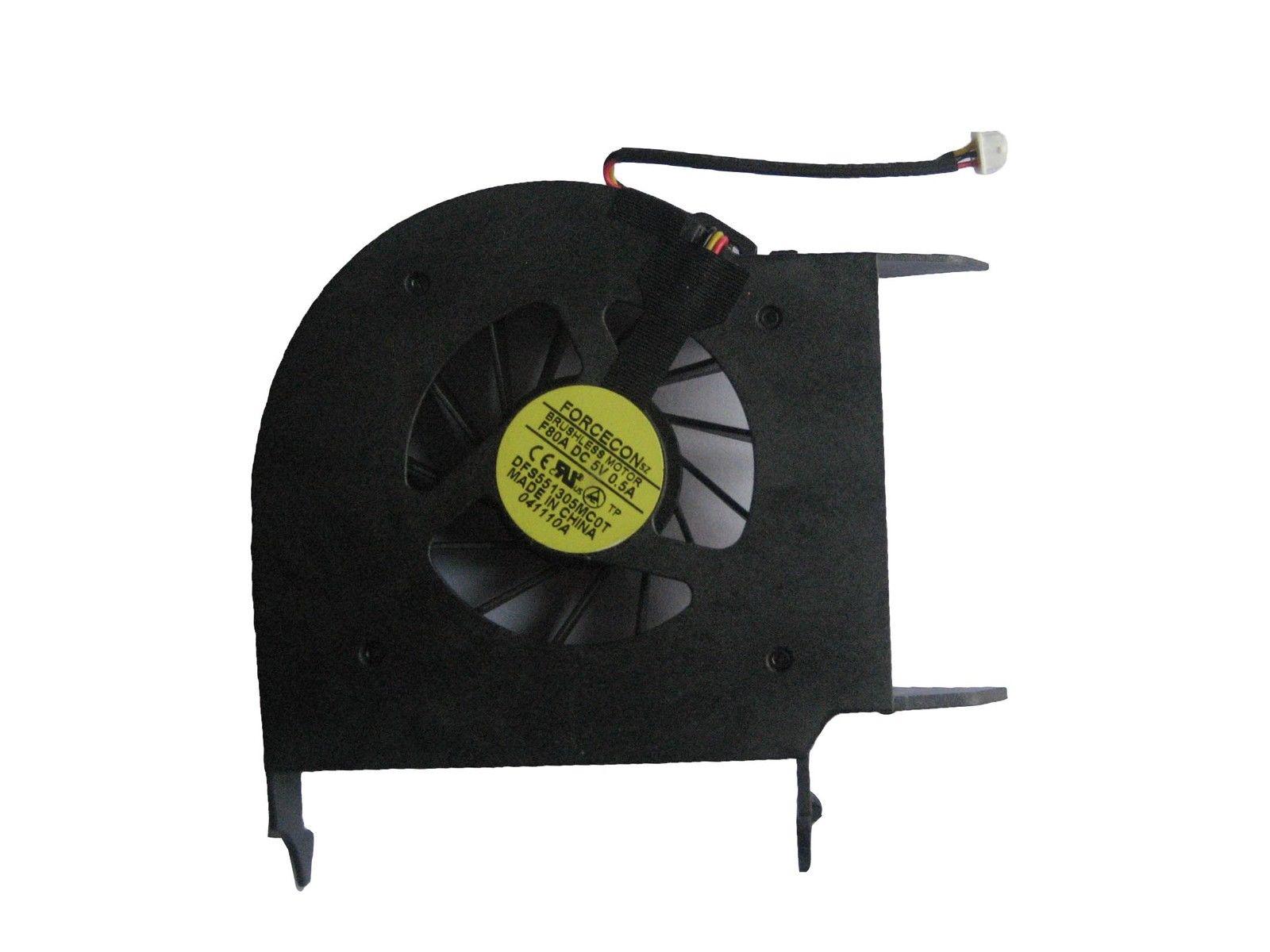 Ventilátor chlazení pro notebooky Ventilátor chlazení pro notebooky HP Pavilion DV6 DV6-1000 DV6-1100 DV6-1200 AMD CPU