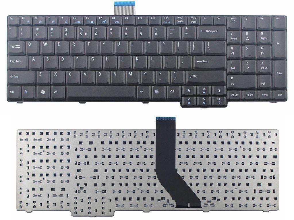 Klávesnice pro notebooky Acer Aspire 7230 7530 7530G 7630 7730 7730G
