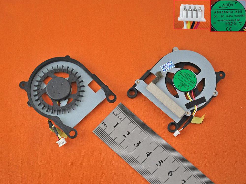 Ventilátor chlazení pro notebooky Acer Aspire One 531H ZG8