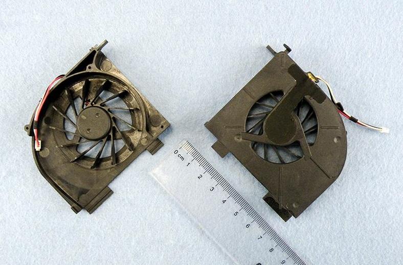 Ventilátor chlazení pro notebooky HP Pavilion DV5 DV5-1000 DV5-1100 DV5-1200