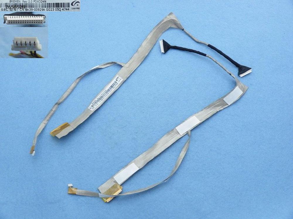 LCD flex kabel pro notebooky Samsung R528 R530 R538 R540 R580 R523 R525
