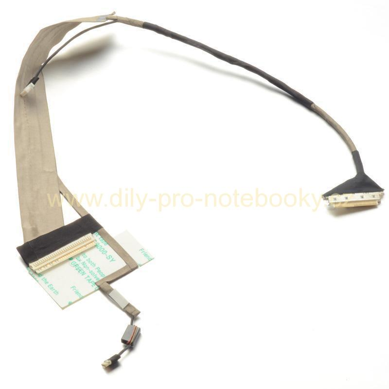 LCD flex kabel pro notebooky Acer Aspire 5253 5336 5741 5552 5250 5251
