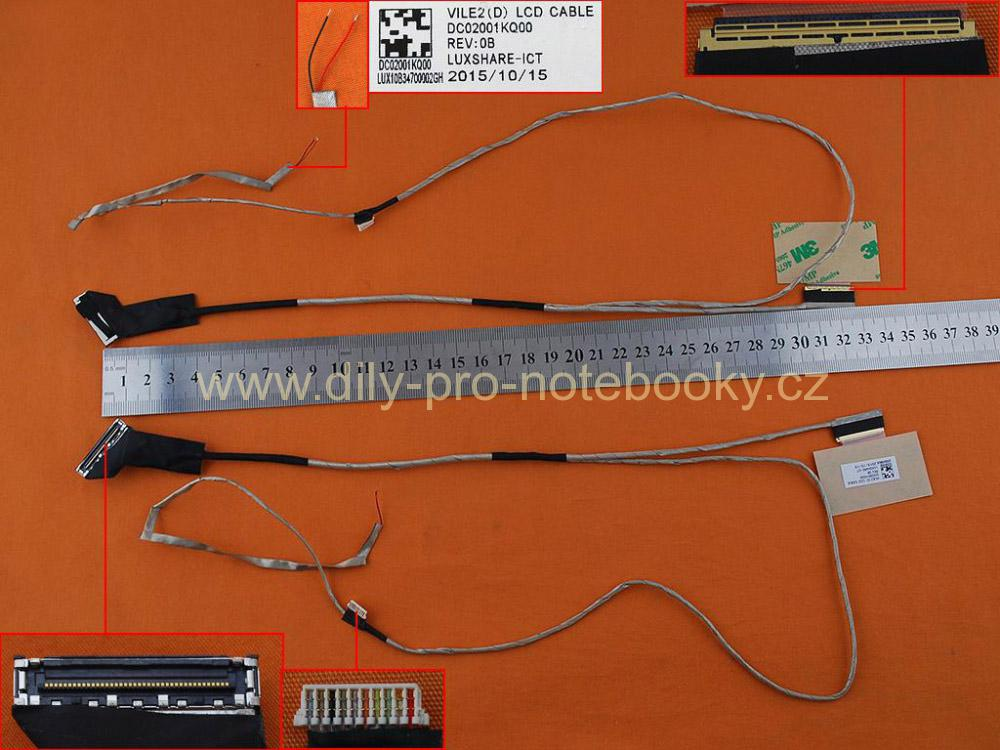 LCD flex kabel pro notebooky Lenovo ThinkPad Edge E531 E531C