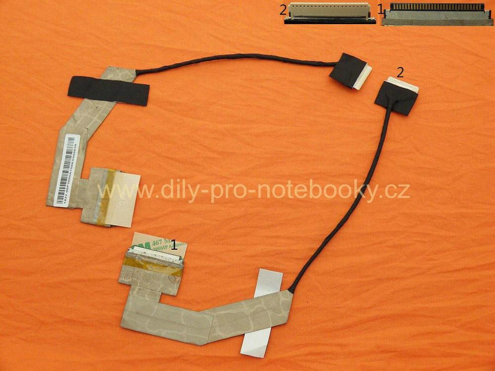 LCD flex kabel pro notebook Asus Eee PC 1015CX 1015PE 1005HAG 1005HA