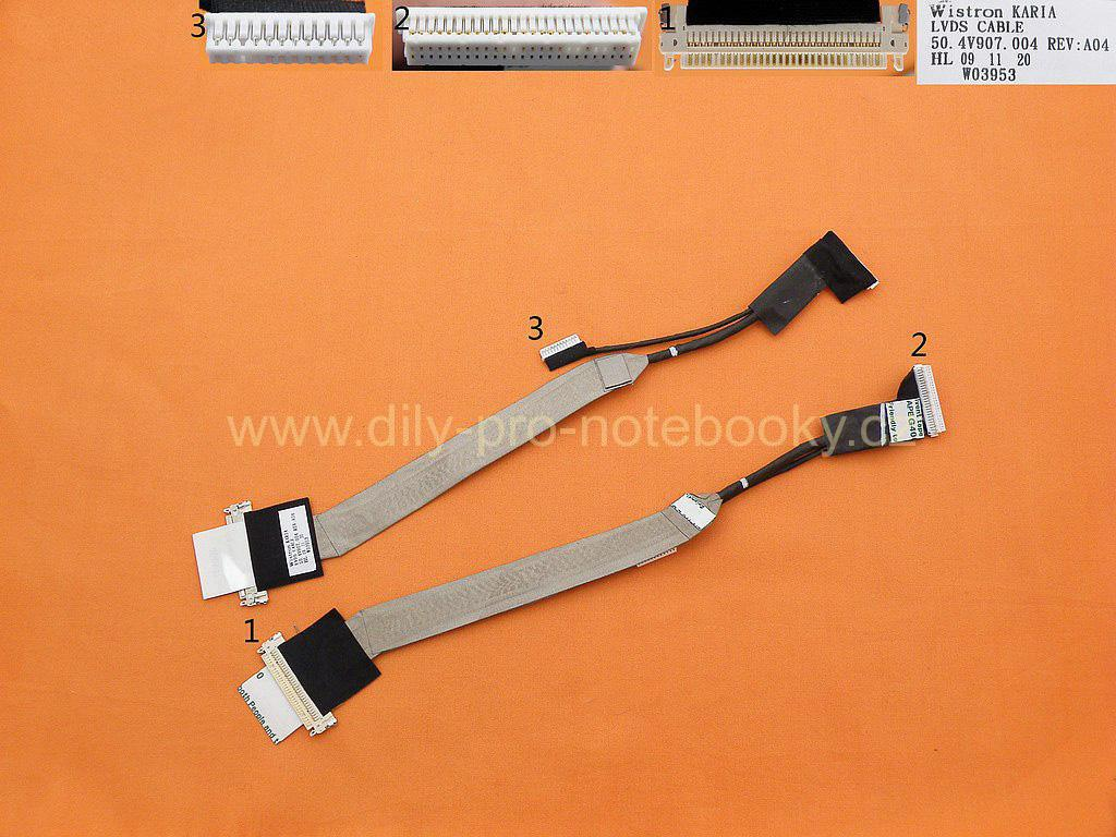 LCD flex kabel pro notebooky HP EliteBook 6930P