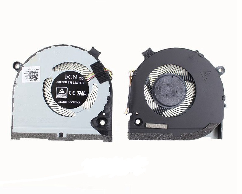 Ventilátor chlazení pro Dell Inspiron Game G3 G3-3579 G3 3579 3779 G5 15 5587, pro CPU